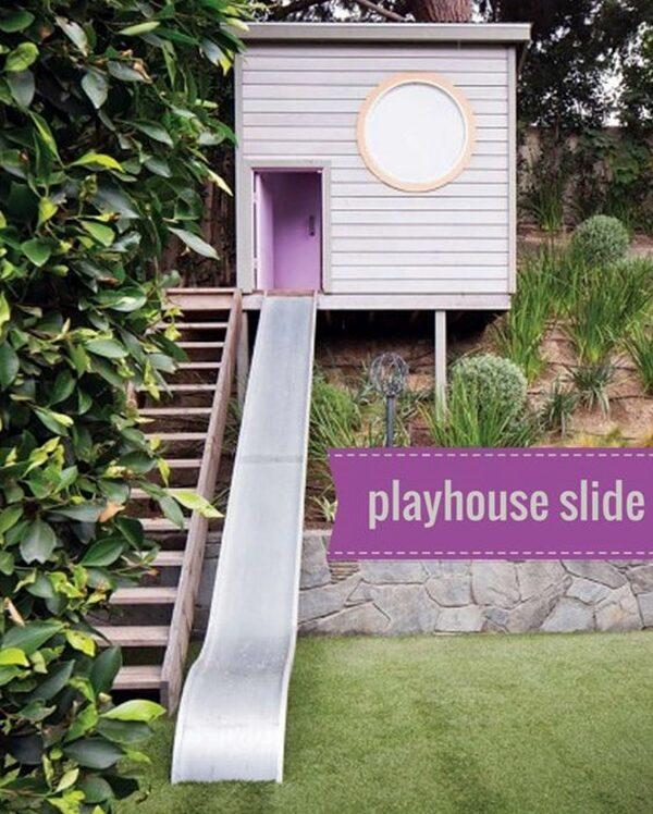 Playhouse Slide Craft Idea