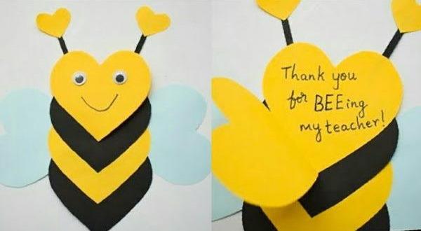 Bee Crafts for Kids Beeing Artist