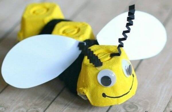 Bee Crafts for Kids Dimension