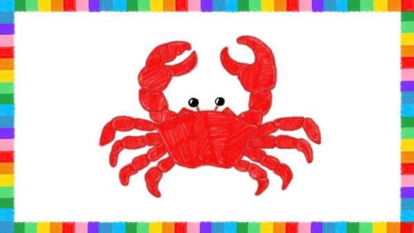 Crab Painting Crab Painting
