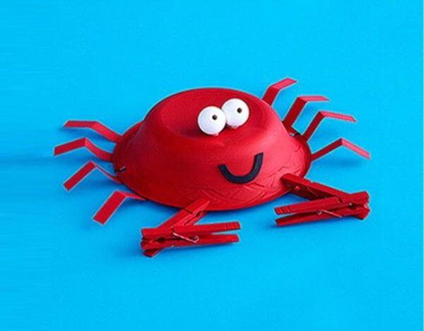 Bowl Crab Bowl Crab