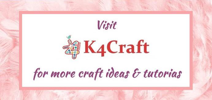K4 Craft - Kids Craft Projects