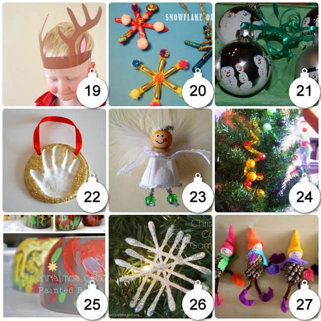 Beautify Christmas Craft Ideas For Kids To Enjoy