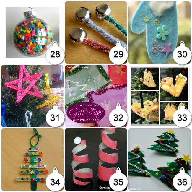 Some Christmas Craft Ideas For Your Kids