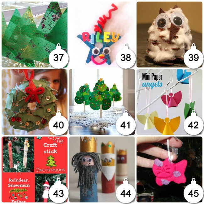 Make Some Beautiful Christmas Crafts
