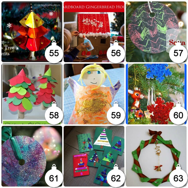 Christmas Craft Ideas For Kids To Try This Festive Season