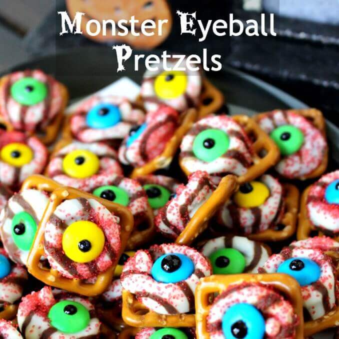 Monster Treats and Crafts for Kids