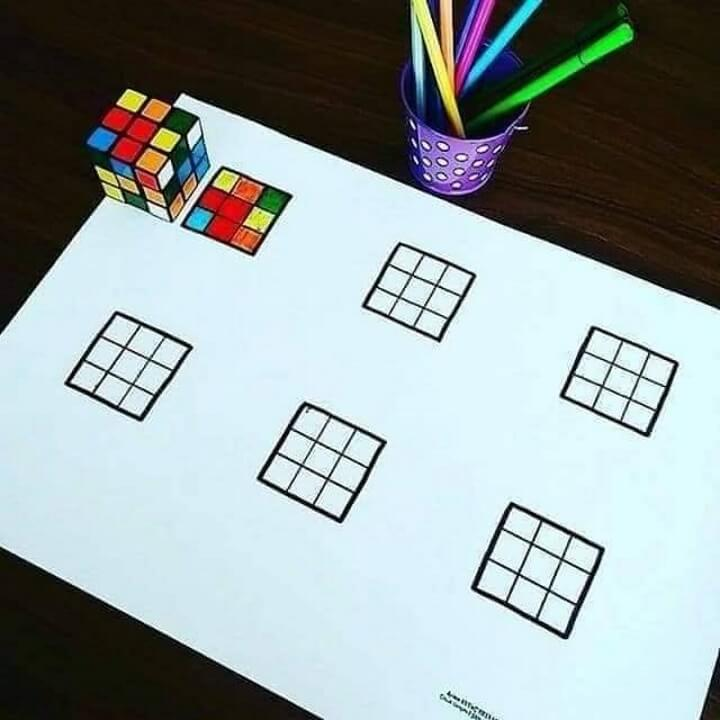 Learning Activities for Kids RUBIK'S INTELLIGENCE