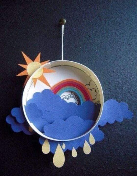 DIY Kids Craft Activities for kids to Celebrate Spring Season The Rainbow Love