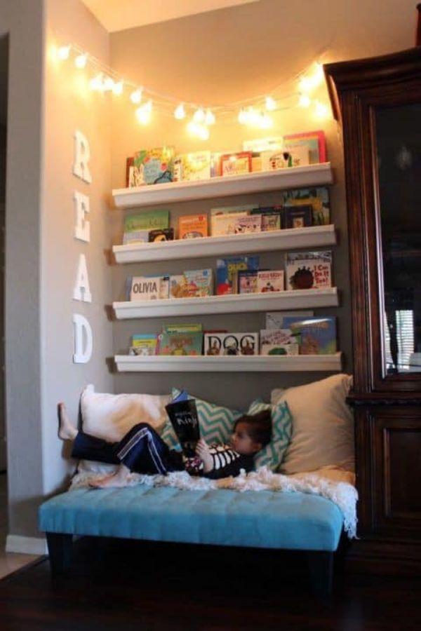 DIY Reading Corner Ideas for Kids