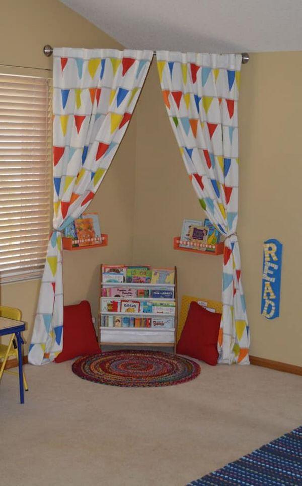DIY Reading Corner Ideas for Kids A quiet Sanctuary