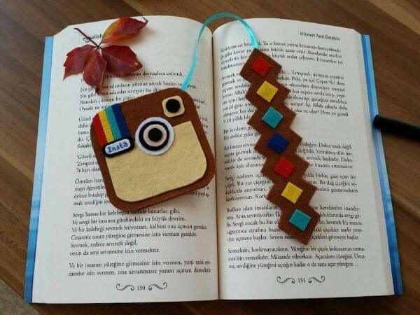 BOOKMARKS THAT EMRACES A NEW BEGINNING BROWN AND SHADY FALL