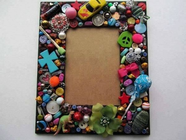 DIY Photo Frame Craft Ideas for Kids Where Are My Toys