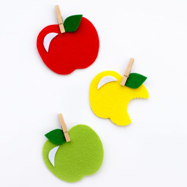 Fall Craft Ideas for Kids Craft Apples