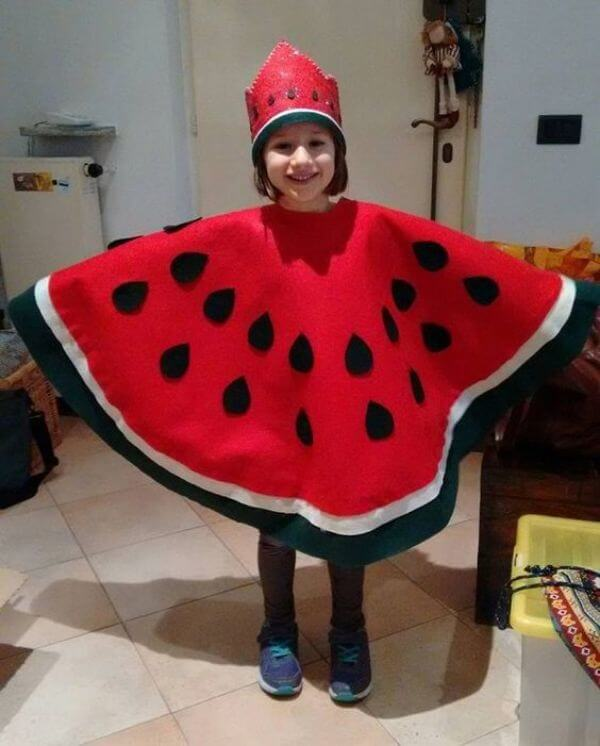 How fancy Dress can work as a lesson I am a Watermelon