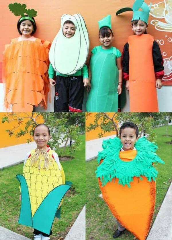 How fancy Dress can work as a lesson