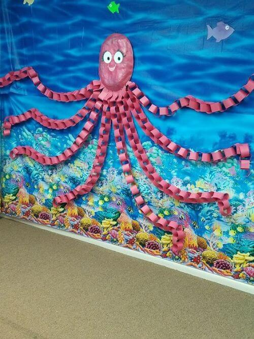 Octopus Craft Ideas for Decoration