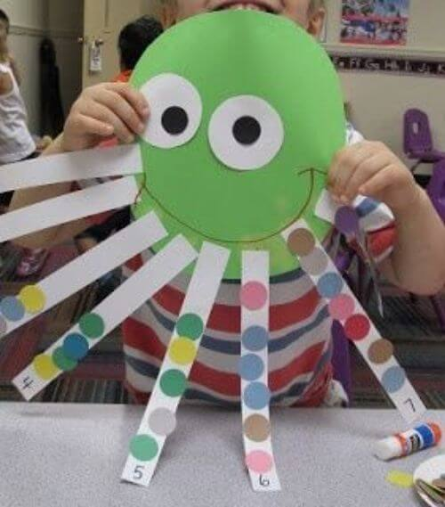 easy Octopus Craft Ideas for Kids