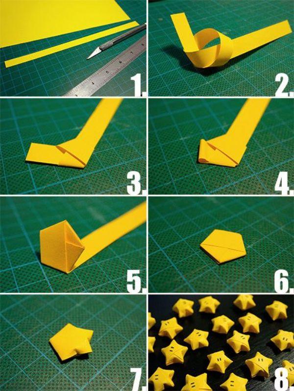 Origami 3D Stars
