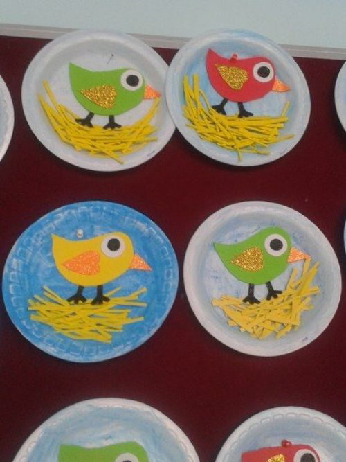 Best Out Of Waste- DIY Paper Plate Crafts For Kids