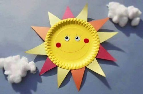 Best Out Of Waste- DIY Paper Plate Crafts For Kids Its A Sunny Day
