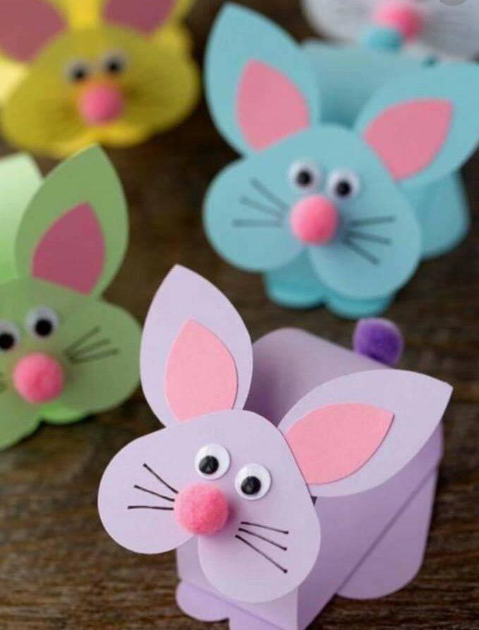 Rabbit Craft Ideas for Kids LITTLE BUNNIES