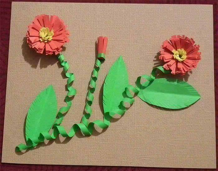 Interesting and Easy Paper Card Ideas for your loved ones The Flower Craft