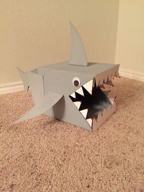 Return of The Shark