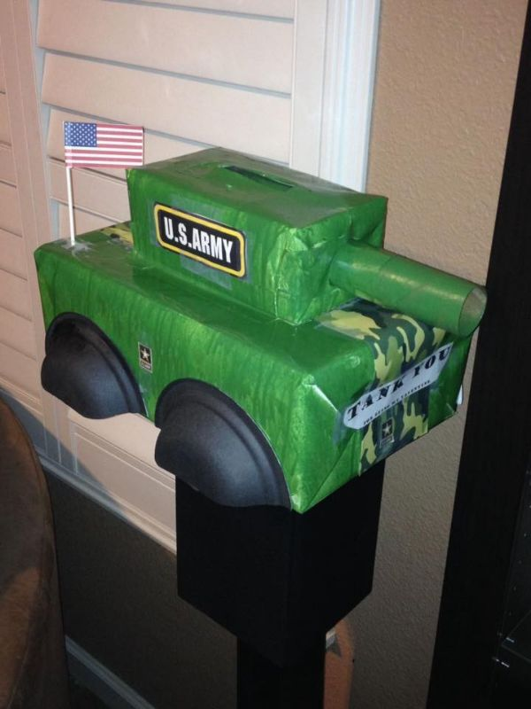 The Ultimate Home Project: War Tanks
