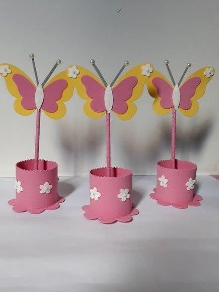 Foam Craft Ideas for Kids Create a butterfly from foam