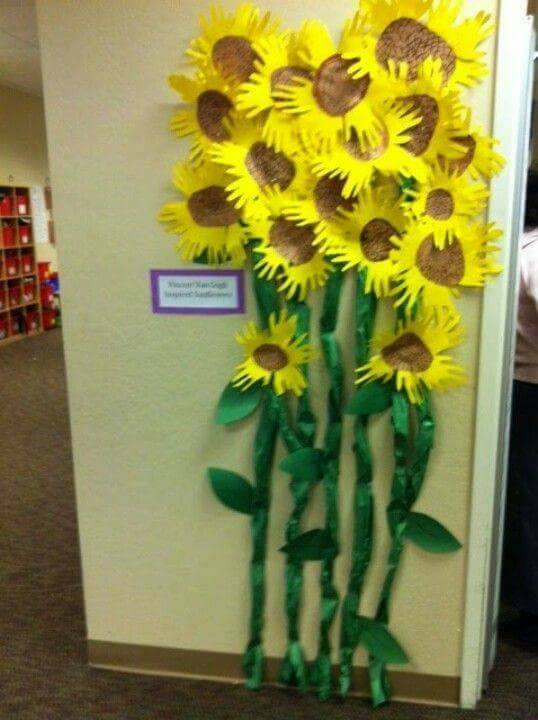 Amazing Craft Ideas for Spring The Sunflower Craft