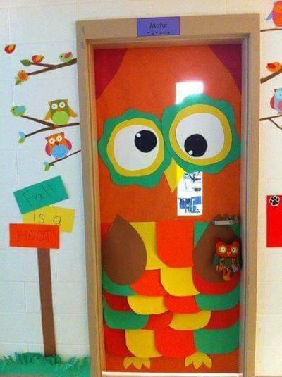 The Door Decoration