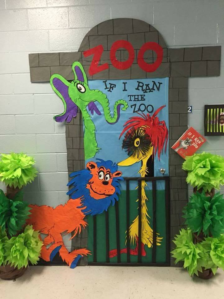 Amazing Craft Ideas for Spring The Zoo Craft