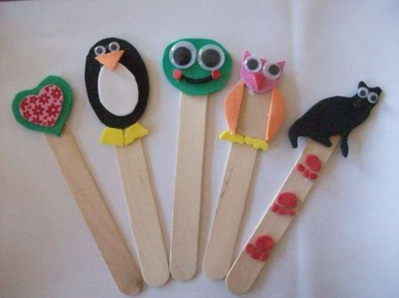 DIY Popsicle Stick Craft Ideas for Kids