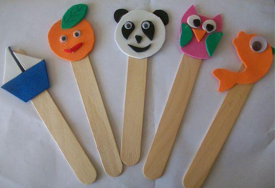 Clay On Sticks