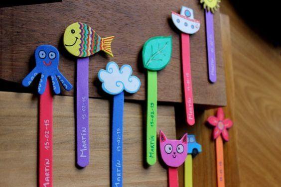 DIY Popsicle Stick Craft Ideas for Kids Diy Fridge Magnets