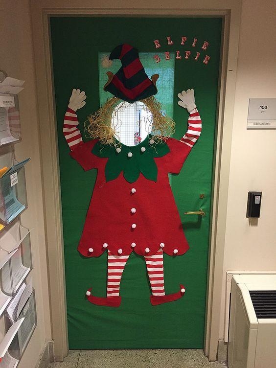 Christmas Classroom Door Decoration Ideas A Fun Photo Booth For Christmas