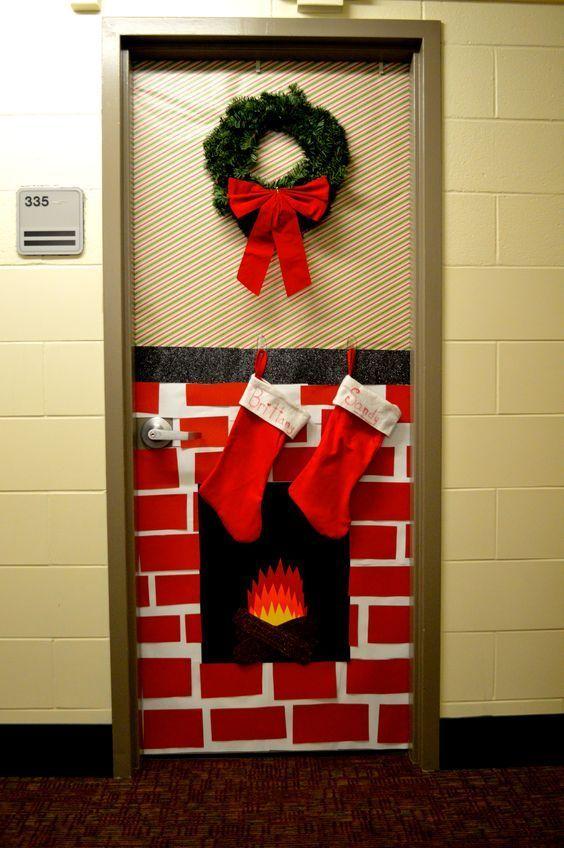 A Basic Christmas Decoration