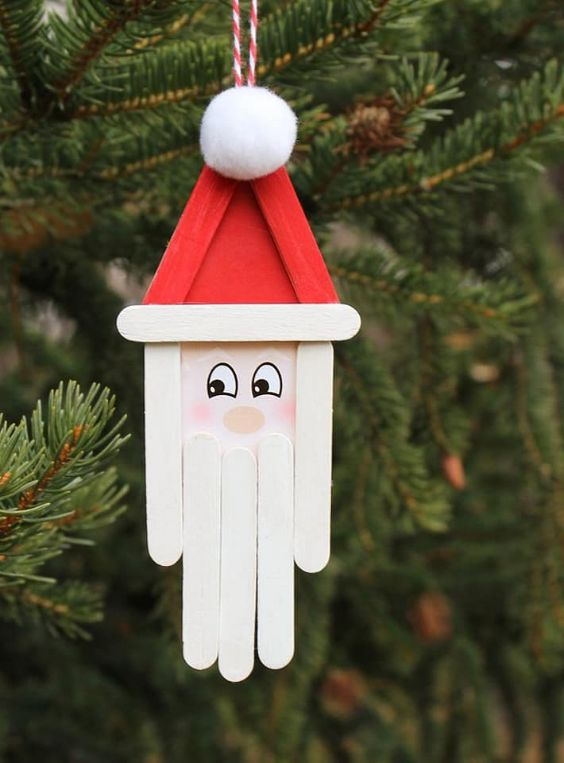 Easy Christmas Crafts for Kids Cute Little Home