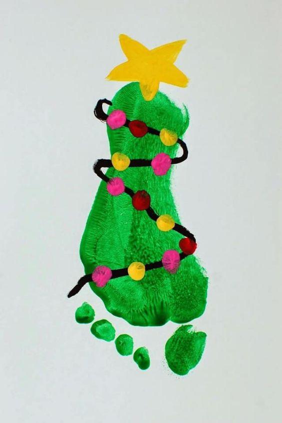 Easy Christmas Crafts for Kids Christmas Tree