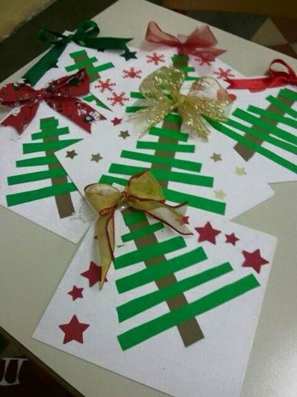 Christmas Tree Fift Cards