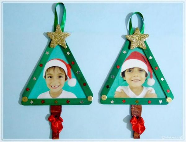 Merry Christmas!-Christmas Tree Crafts for Kids