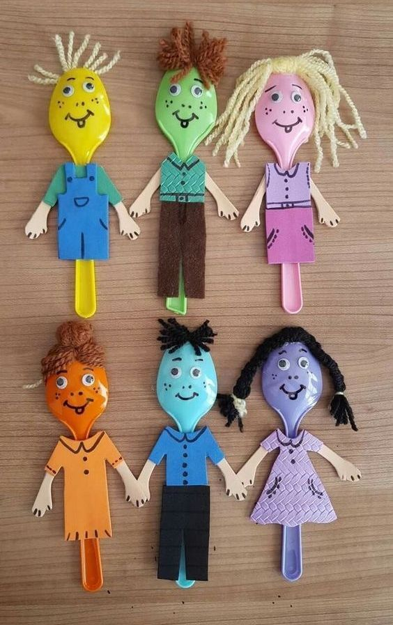 The Family Spoon Craft