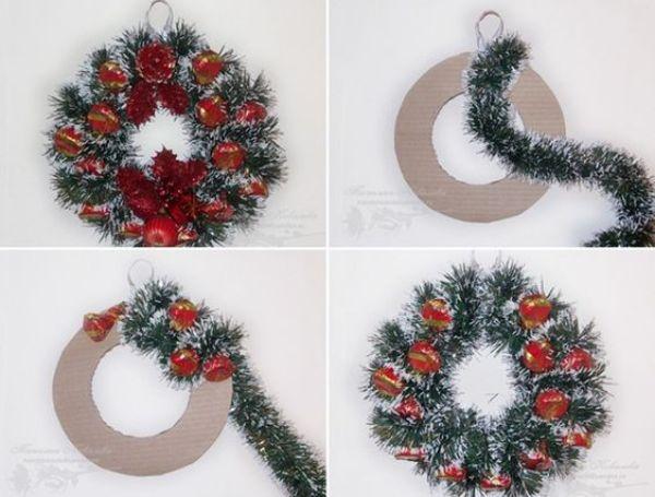 Fir Christmas Wreath