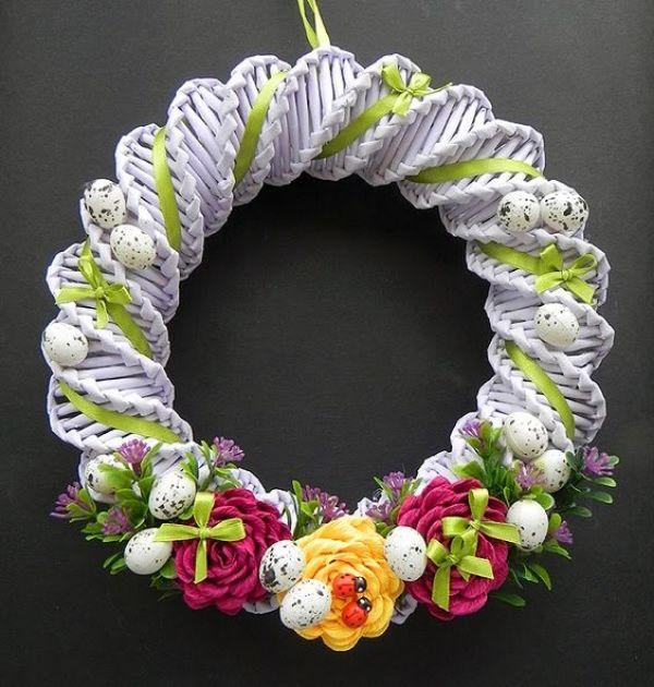 Welcome The Yuletide Spirit- DIY Christmas Wreath Ideas Flower Wreath