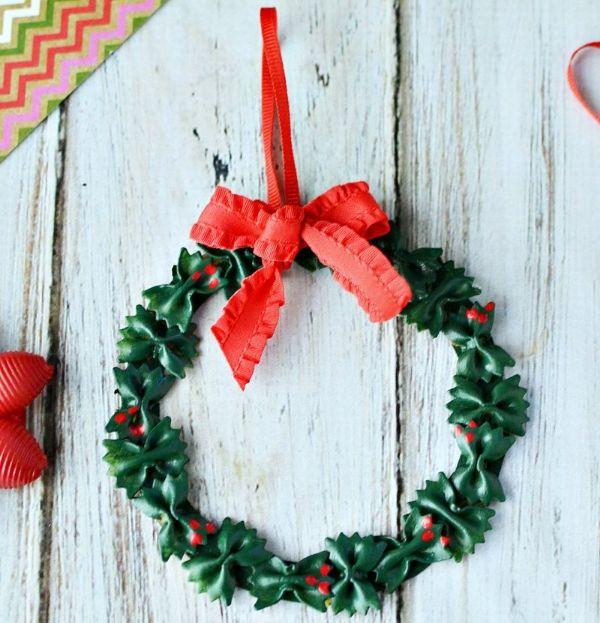 DIY Christmas Wreath Ideas for Kids The Bow Affair