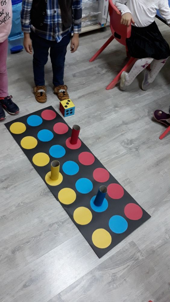 Activities for Kids Dice Race