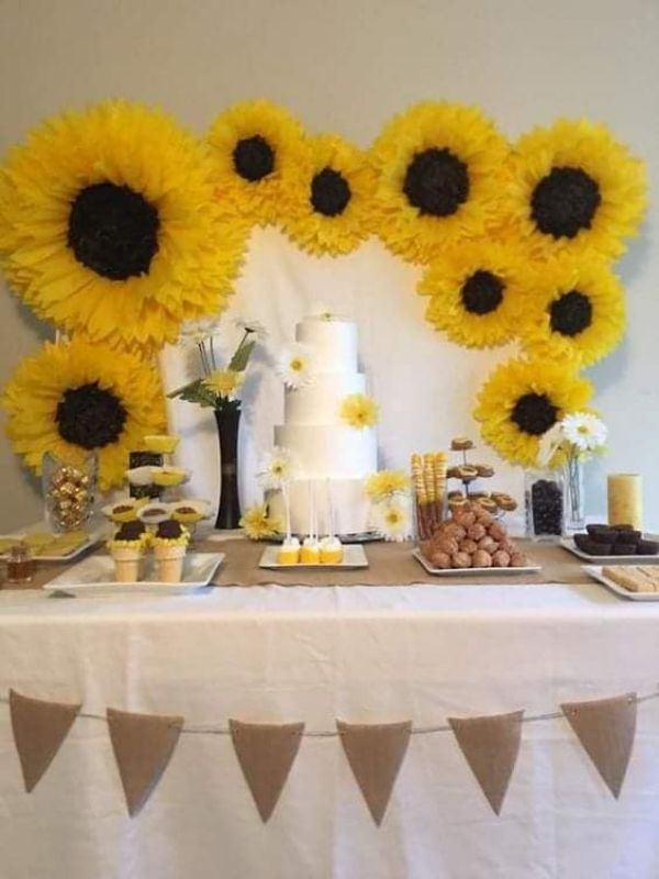 The Sunflower Décor