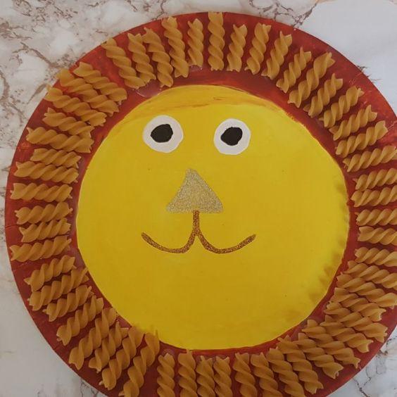 Pasta Lion