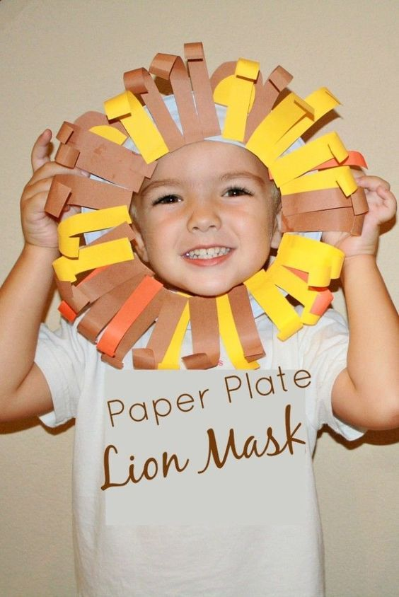 Lion Craft Ideas For Kids